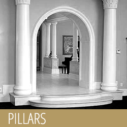 PILLARS - Slaney Plaster Mouldings