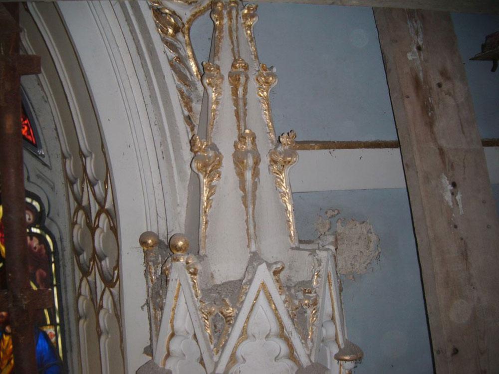 St Columbas Restoration