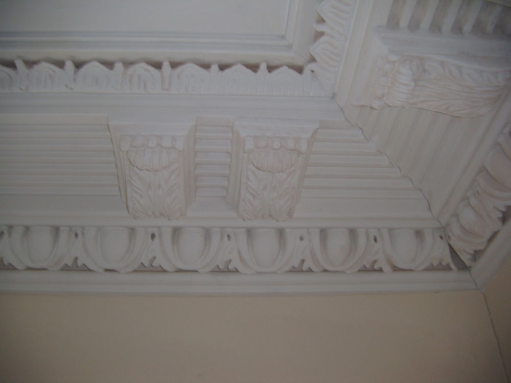 Slaney Plaster Mouldings - Coving Repair
