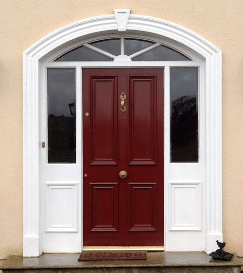 Slaney Plaster Mouldings - Door Surrounds
