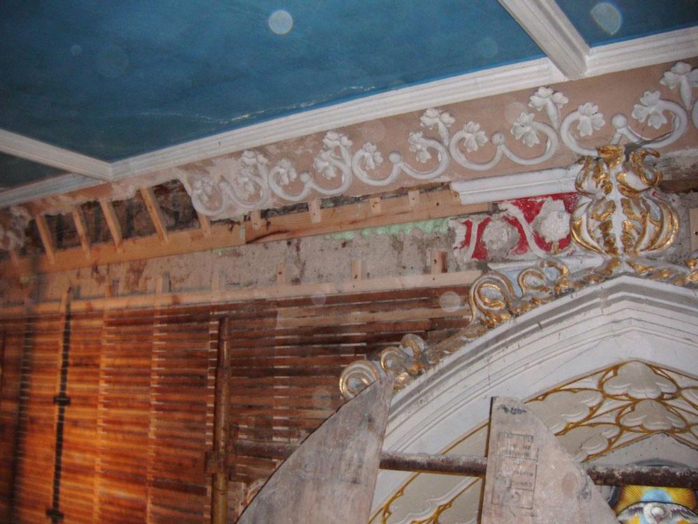 St Columbas Restoration Project