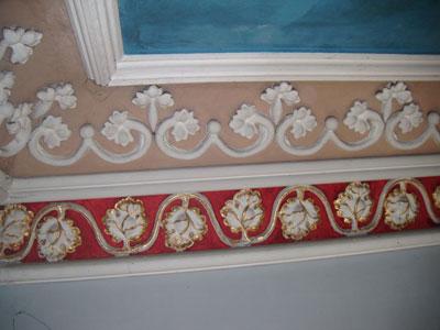 Slaney Plaster Mouldings - Coving Repair