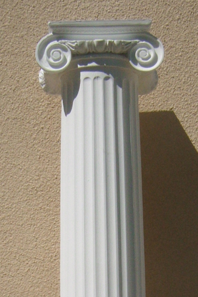 Ionic Fluted
